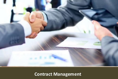 Contracts & Project Risk Management Management & Compliance